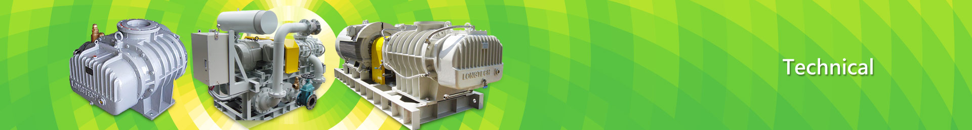 Roots Blower, Vacuum Pump Manufacturer - Longtech Machinery